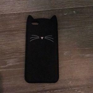 Cute cat case